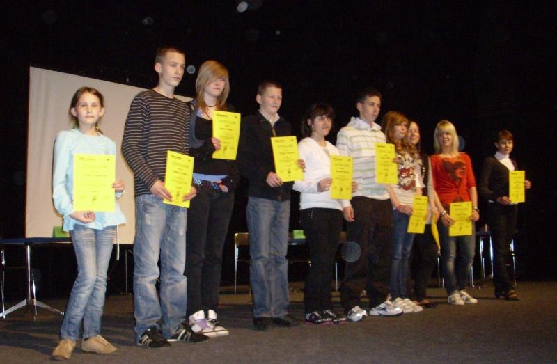 Dziesiątka finalistów.